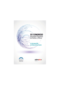 + programa del congreso ya disponible