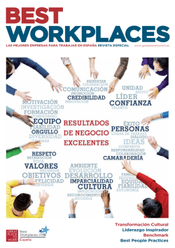 Descargar la revista - Great Place to Work® en Perú