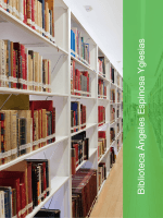 Biblioteca Ángeles Espinosa Yglesias