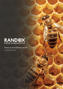 La opción natural - Randox Food Diagnostics