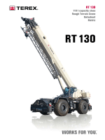 RT 130 - Terex Corporation