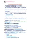 requisitos para colegiación - colegio de enfermeros lima