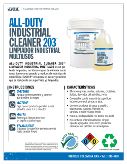 ALL-DUTY INDUSTRIAL CLEANER203™
