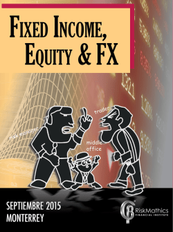 Fixed Income - RiskMathics