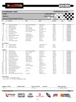 Clasificado por vueltas IV MOTORLAND X-RACE