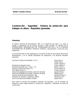 86 kB 20th Apr 2015 Nch-2458-Proteccion-Trabajo-Altura-pdf