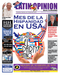 Edición 257 - Latin Opinion