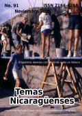 91 - Revista de Temas Nicaragüenses