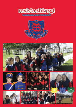 VER PDF - Colegio William Shakespeare