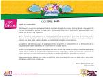OCTUBRE 2015 - Preescolar Gimnasio Cantares