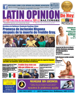 Edición 248 - Latin Opinion