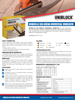 ft 2015 ubc boquilla sin arena universal uniblock rgb baja