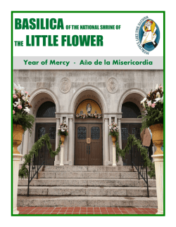 click here - Basilica of the National Shrine of the Little Flower