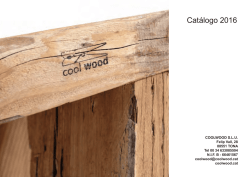 catalogo coolwood