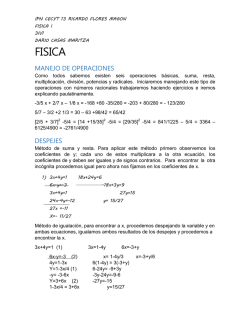 FISICA - Web & Wire
