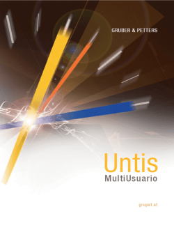 Untis MultiUser
