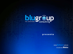 www.BluReport.com.mx presenta