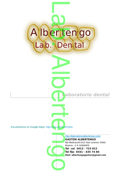 Albertengo Laboratorio Dental