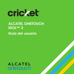 ALCATEL ONETOUCH IDOL™ 3