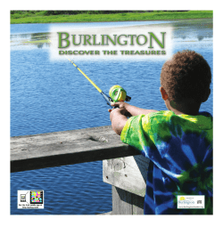 October Tabloid - Burlington Chamber of Commerce