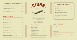 150224 The Prohibition_Cigarmenu (CS5)