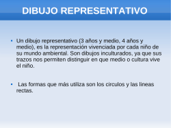 POWER POINT DIBUJO REPRESENTATIVO