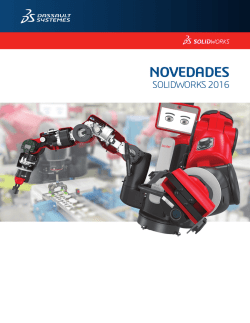 What`s New in SOLIDWORKS 2016