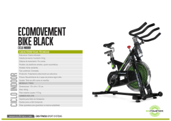 ECOMOVEMENT BIKE BLACK
