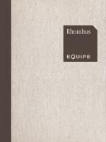 Rhombus - Equipe Ceramicas