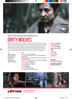 DIRTY WOLVES - LATIDO FILMS