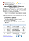 PUBLICACION PROCESO INFANTE DE MARINA PROFESIONAL