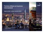 Turismo chileno en la prensa internacional