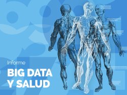 "Informe ""Big Data y Salud"""