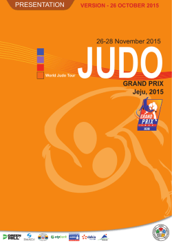 outlines - European Judo Union