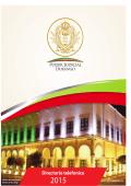 Directorio Oficial - Poder Judicial del Estado de Durango