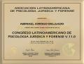 ABIMAEL IDROGO DELGADO - psicologia juridica y forense