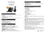 Descargue el manual de usuario del Alcatel Temporis IP315