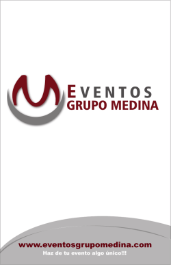Descarga nuestro Brochure corporativo