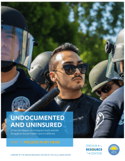 Part 3: POL[ICE] IN MY HEAD - Undocumented and Uninsured