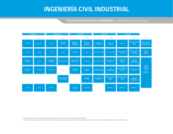malla Ing. Civil Industrial - Universidad Católica del Maule