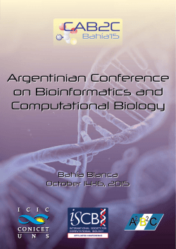 Proceedings of 6th Argentinian Conference on