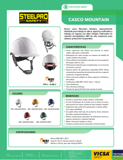 CASCO MOUNTAIN NO VENTILADO