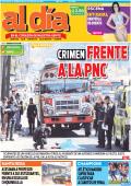 crimen frente - Al Día