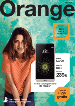 Revista Abril 2016 - grupo digital phone
