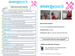 Diapositiva 1 - Energy Pack Endesa
