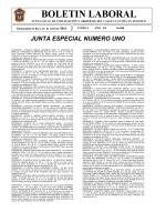 boletin laboral - Junta Texcoco