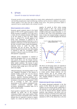 European Economic Forecast Spring 2016