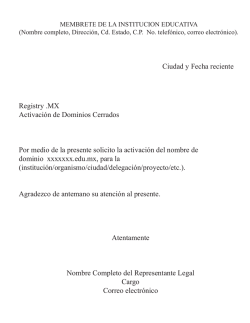 carta de ejemplo EDU.MX
