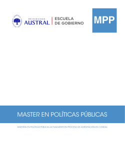 Folleto PDF - Universidad Austral