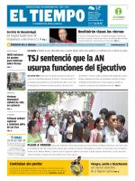 TSJ sentenció que la AN usurpa funciones del Ejecutivo